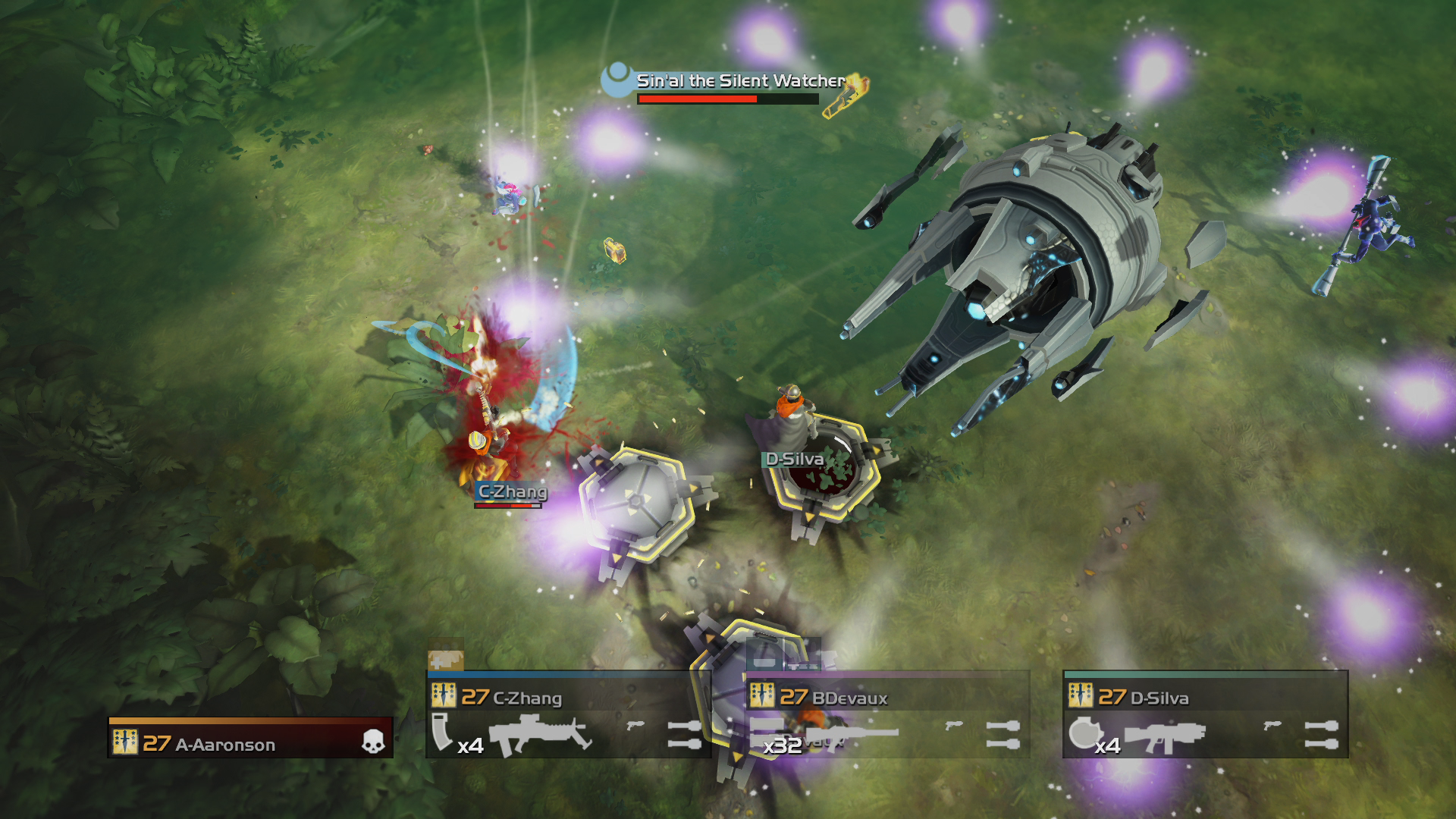 HellDivers Super-Earth Ultimate Edition (PS4) - 6