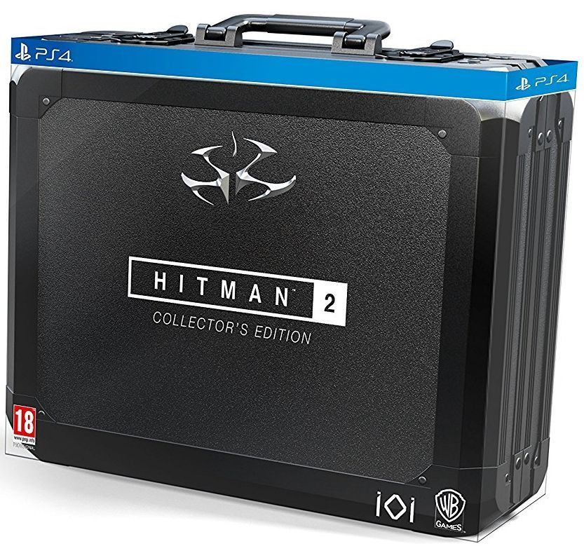 Hitman 2 Collector's Edition (PS4) - 1