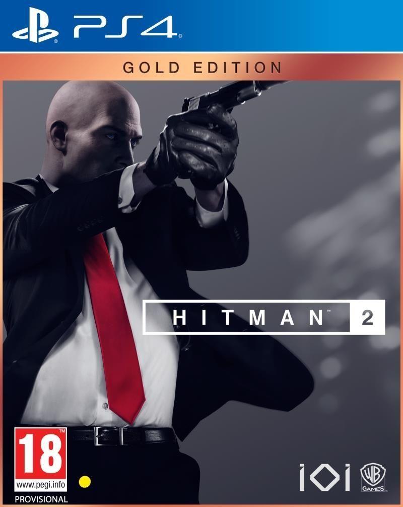 Hitman 2 Gold Edition (PS4) - 1