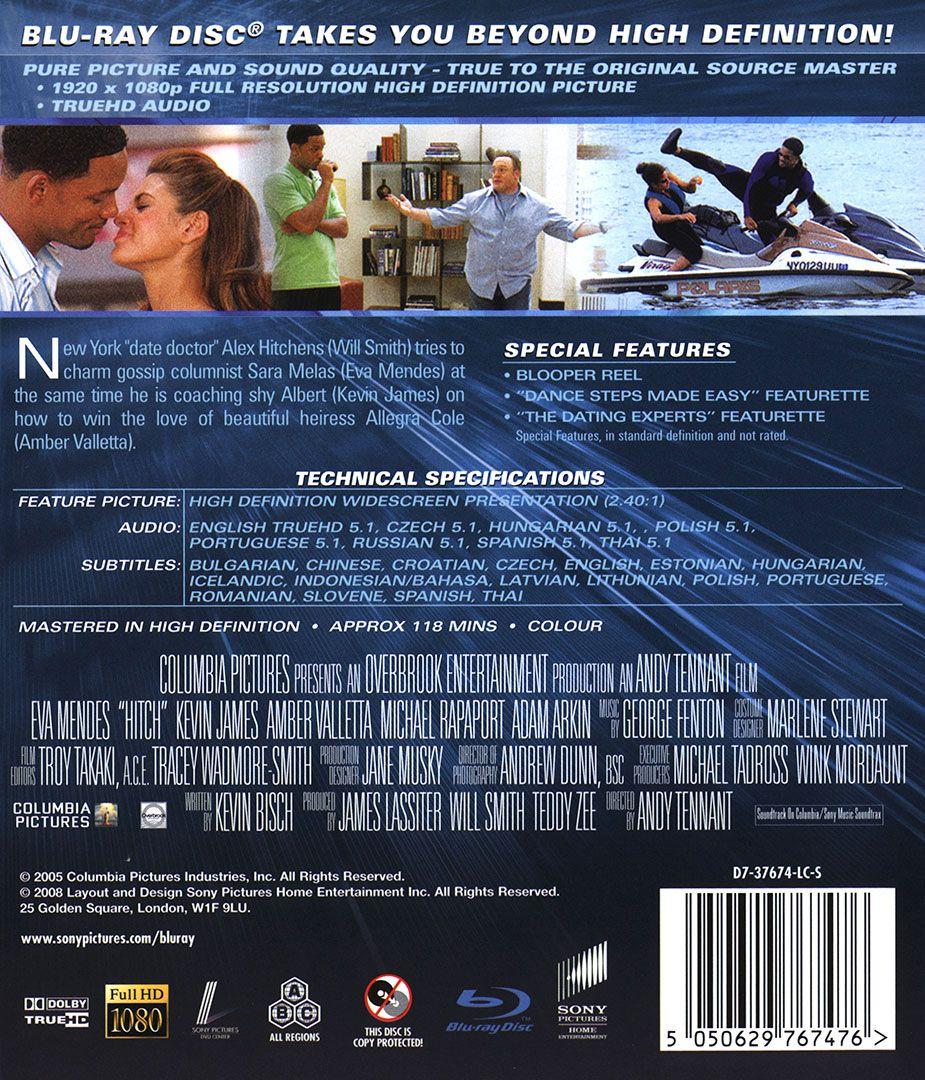 Хитч (Blu-Ray) - 3