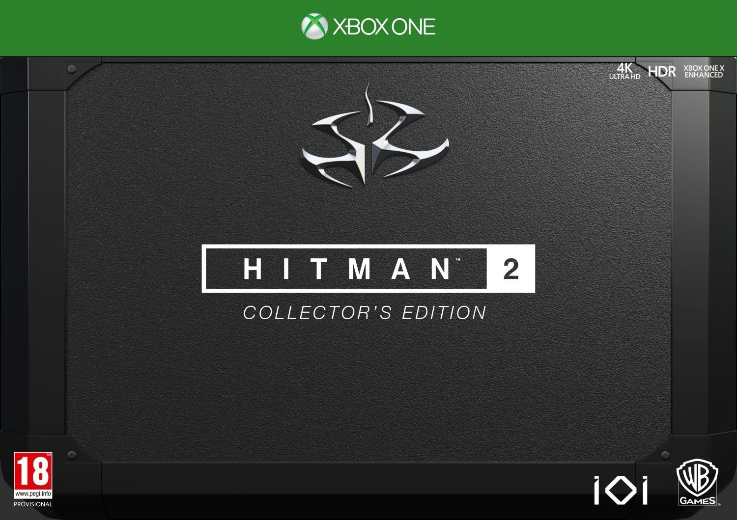 Hitman 2 Collector's Edition (Xbox One) - 4
