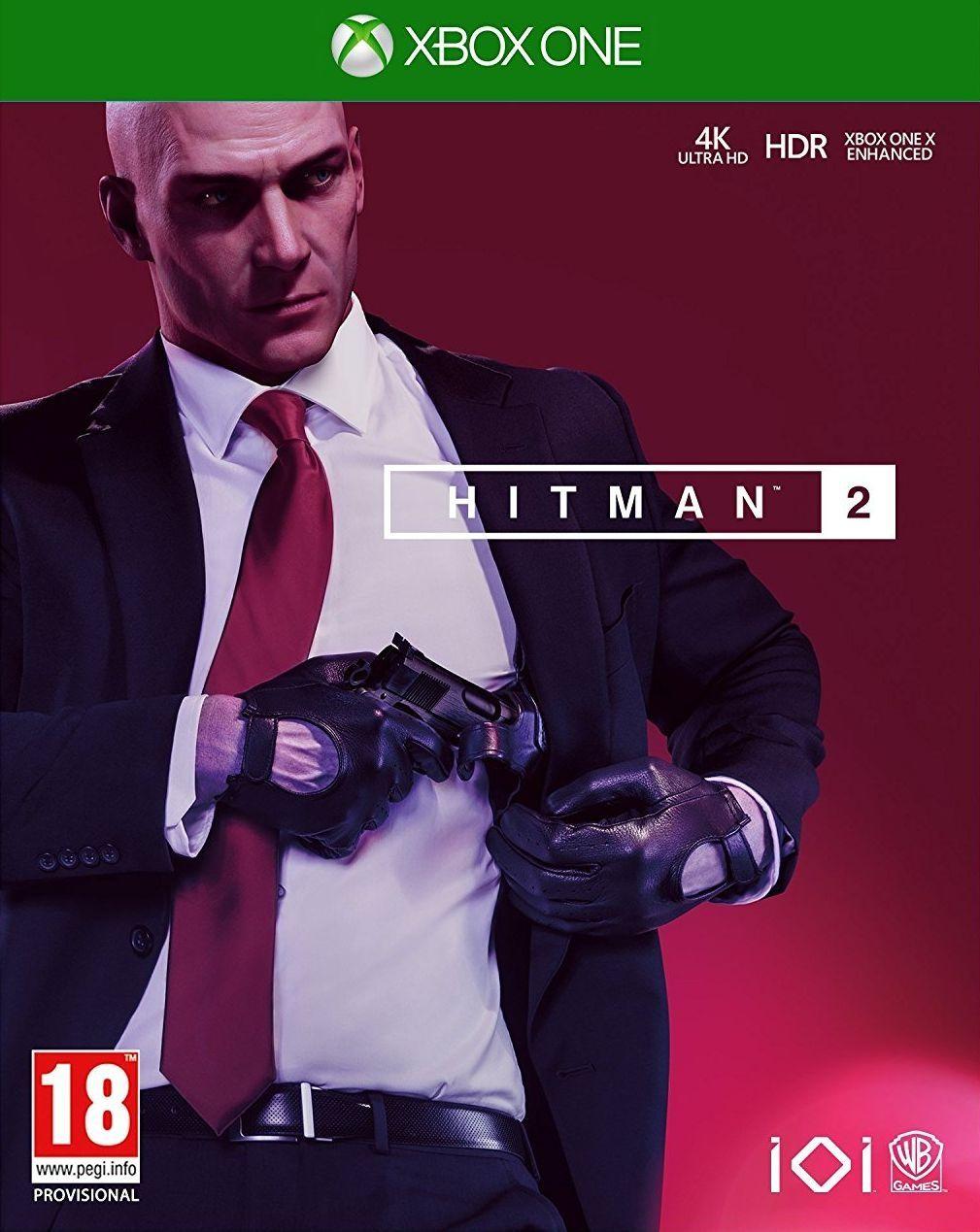 Hitman 2 (Xbox One) - 1
