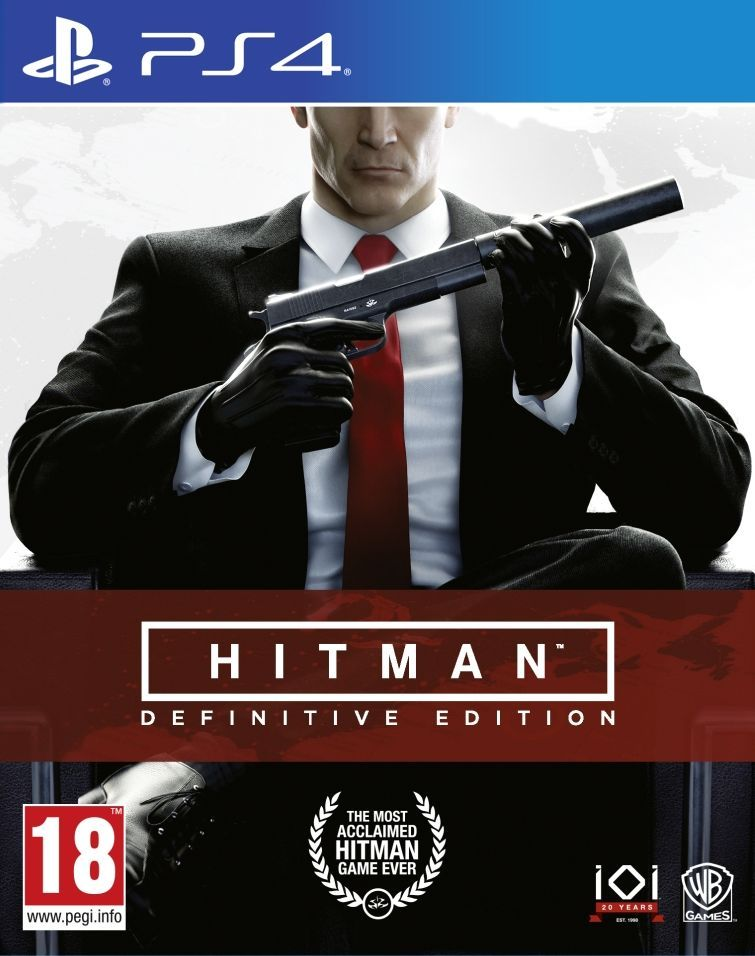 Hitman Definitive Edition (PS4) - 1