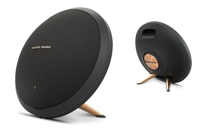Мини колонка harman/kardon Onyx Studio 2 - черна - 1
