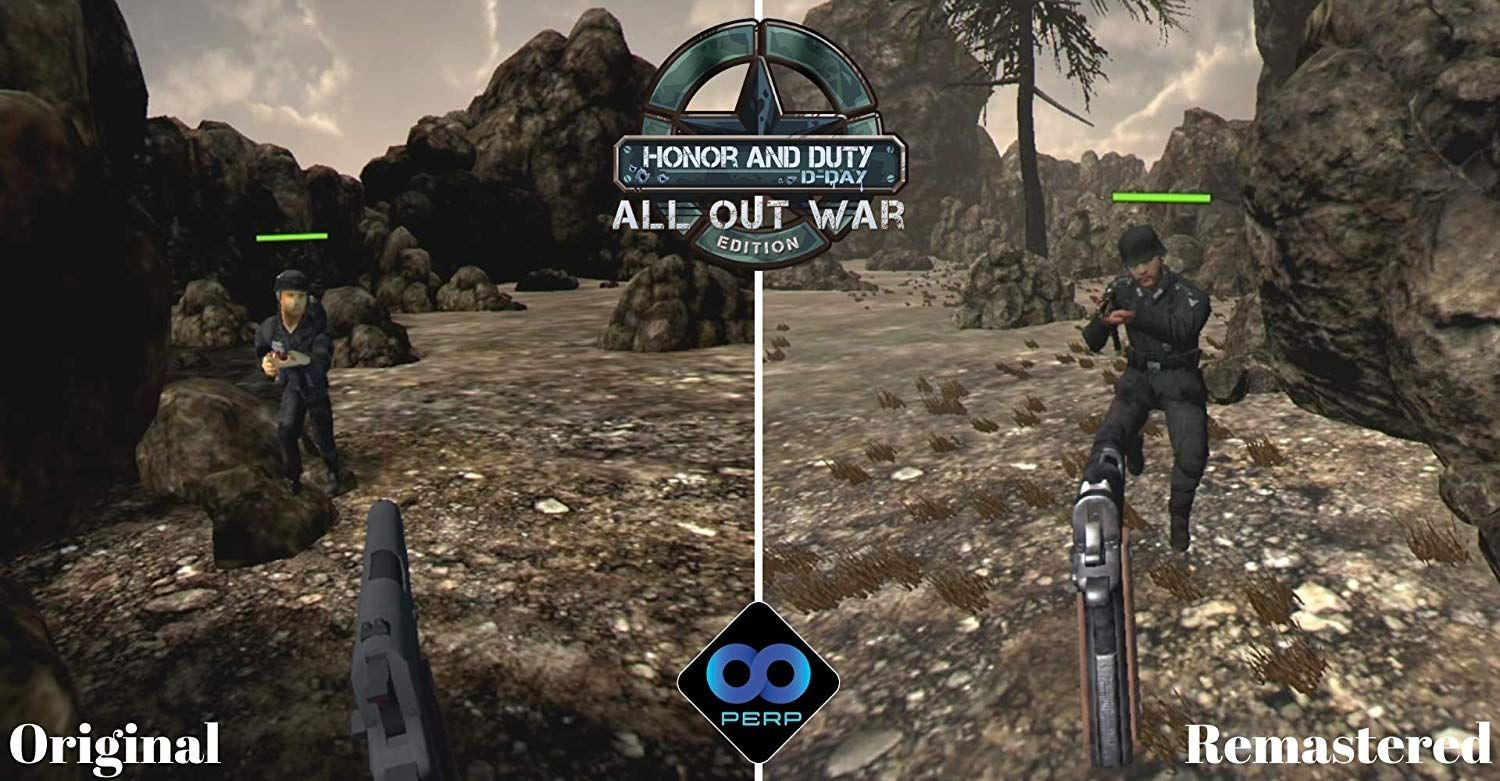 Honor and Duty: D-Day All Out War Edition (PS4 VR) - 6