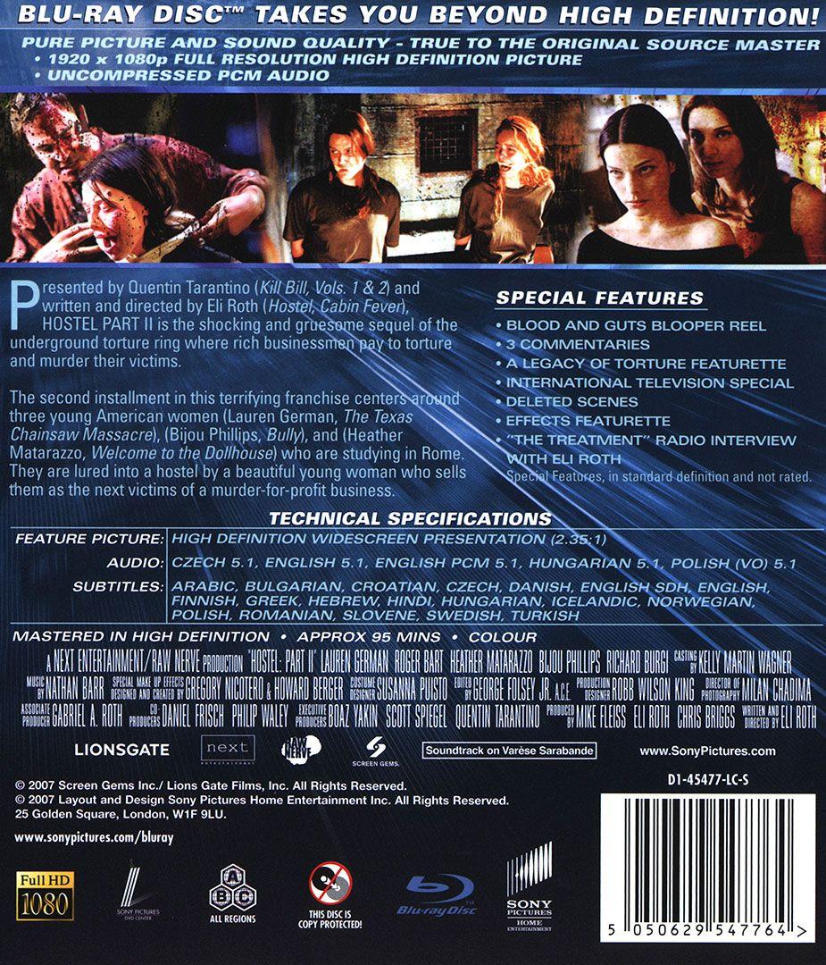 Хотелът на ужасите 2 (Blu-Ray) - 2