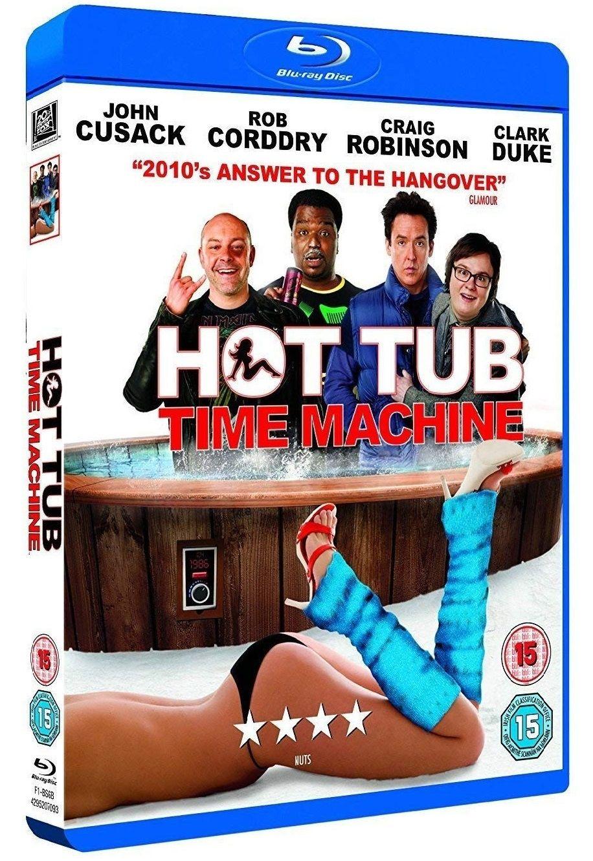 Hot Tub Time Machine Steelpack (Blu-Ray) - 2