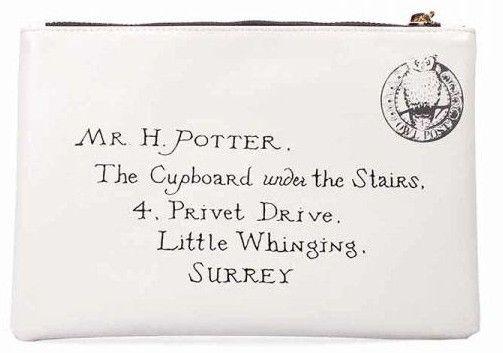 Несесер за път Half Moon Bay - Harry Potter: Letters - 2