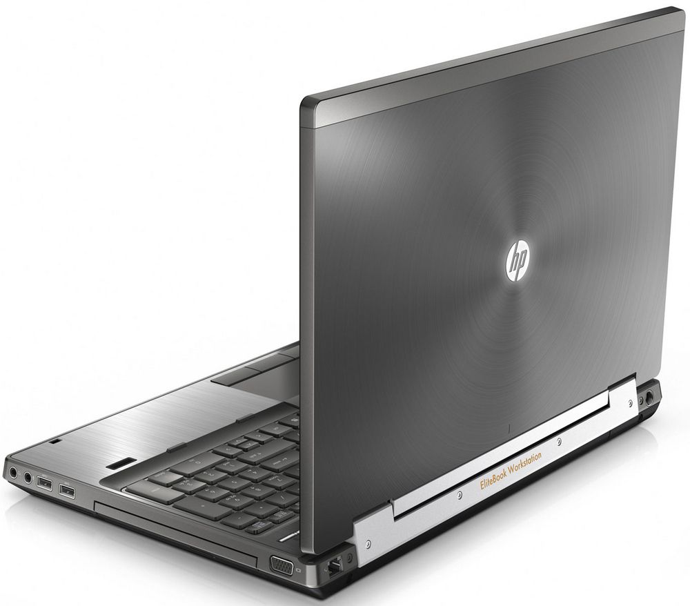 HP EliteBook 8560w (XX058AV_B1) - 4