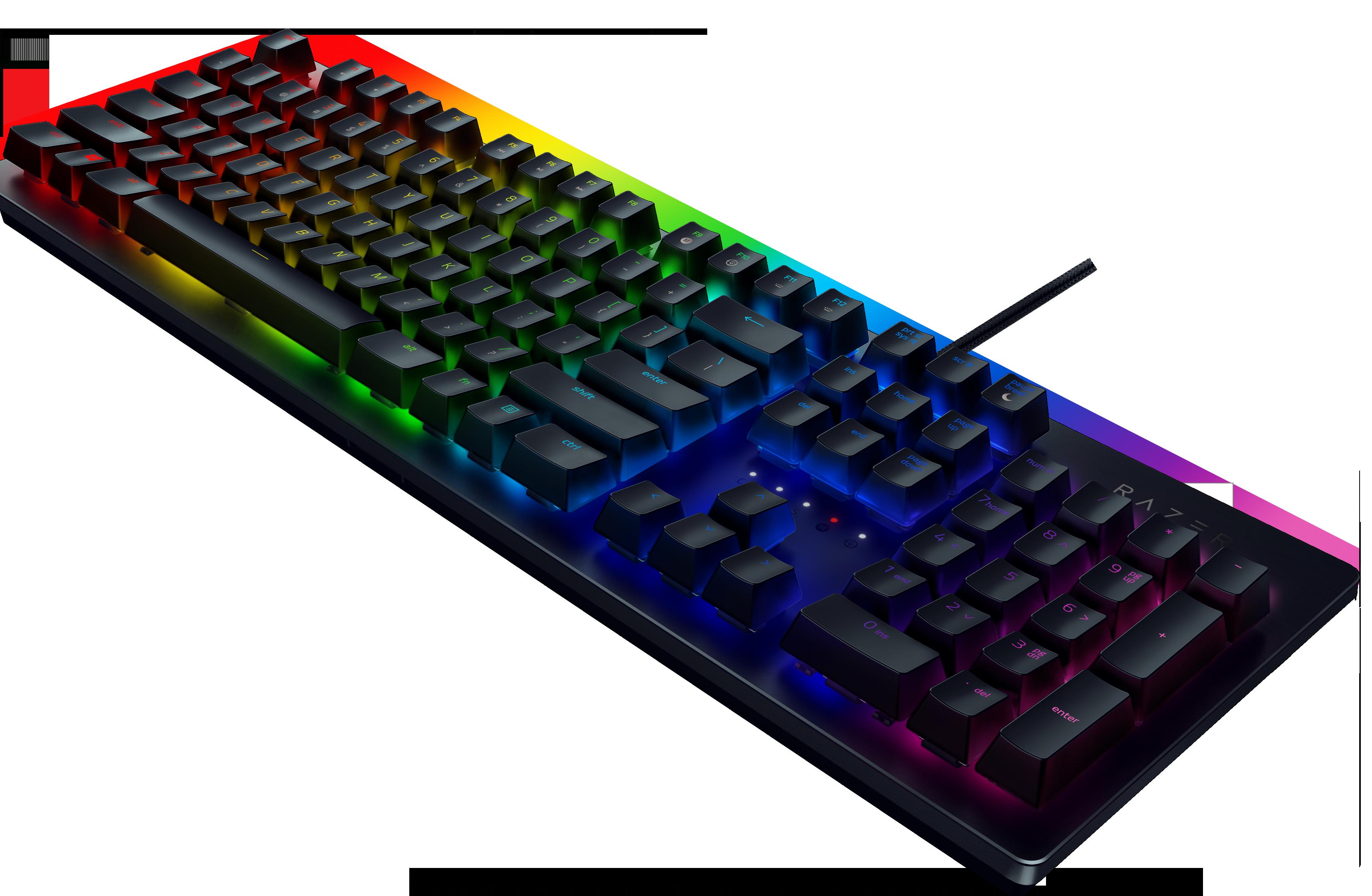Механична клавиатура Razer Huntsman - 4