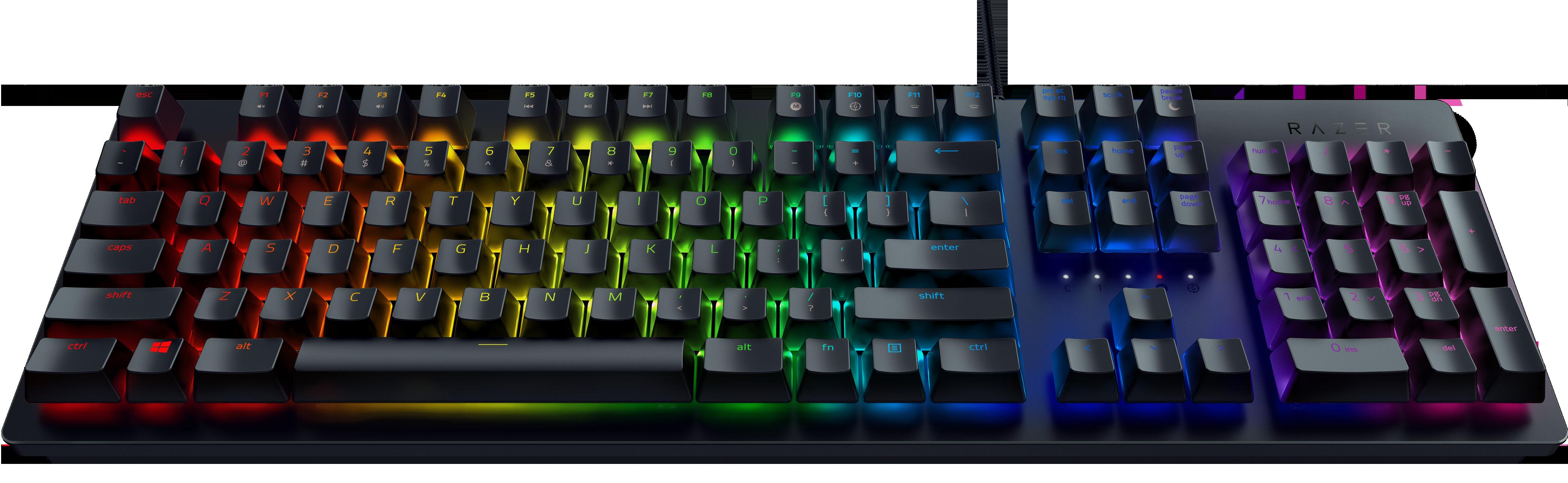 Механична клавиатура Razer Huntsman - 6