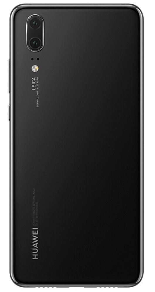 """Смартфон Huawei P20, Dual SIM, EML-L29C, 5.8"""", Черен - 3"""