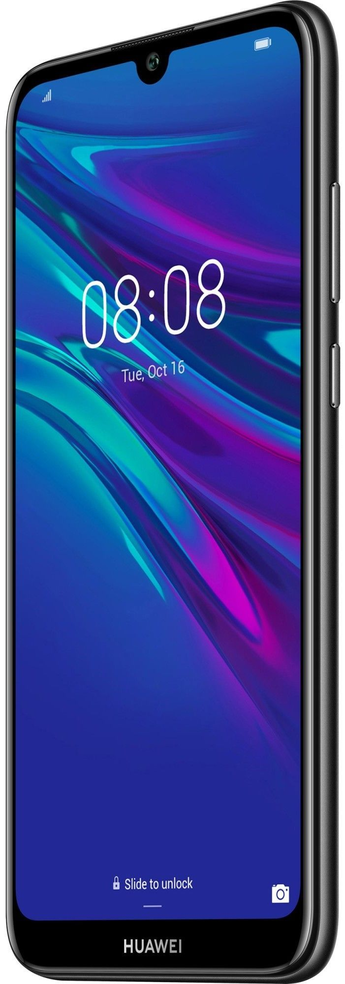 "Смартфон Huawei Y6 - 6.09"", 32GB, черен - 2"