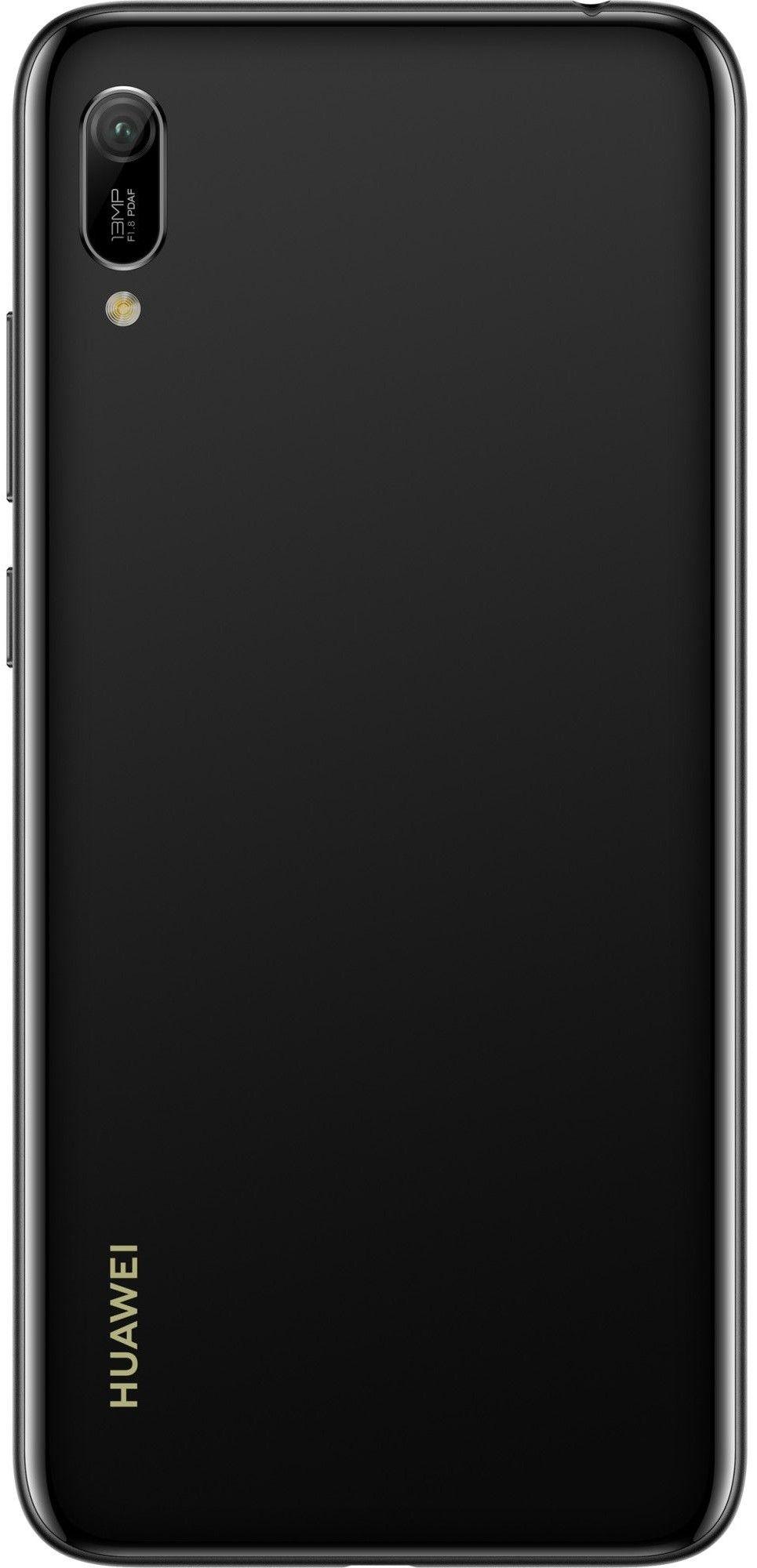 "Смартфон Huawei Y6 - 6.09"", 32GB, черен - 4"