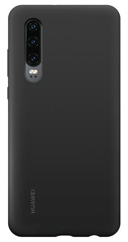 Калъф Huawei - Elle P30, черен - 1