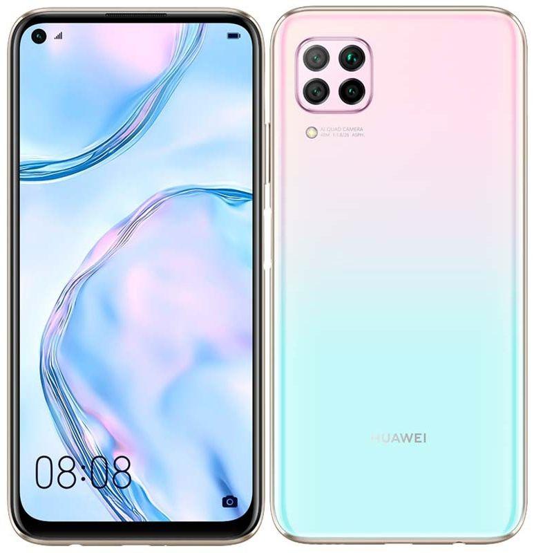 """Смартфон Huawei - P40 lite, 6.4"""", 128GB, розов - 1"""