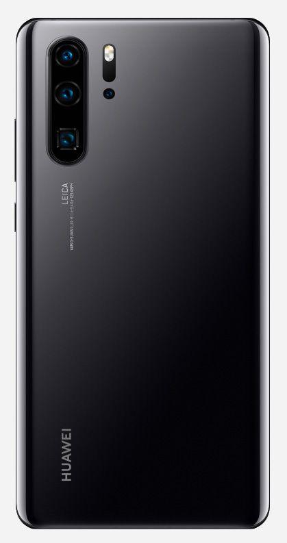 """Смартфон Huawei P30 Pro - 6.47"""", 128GB, черен - 2"""