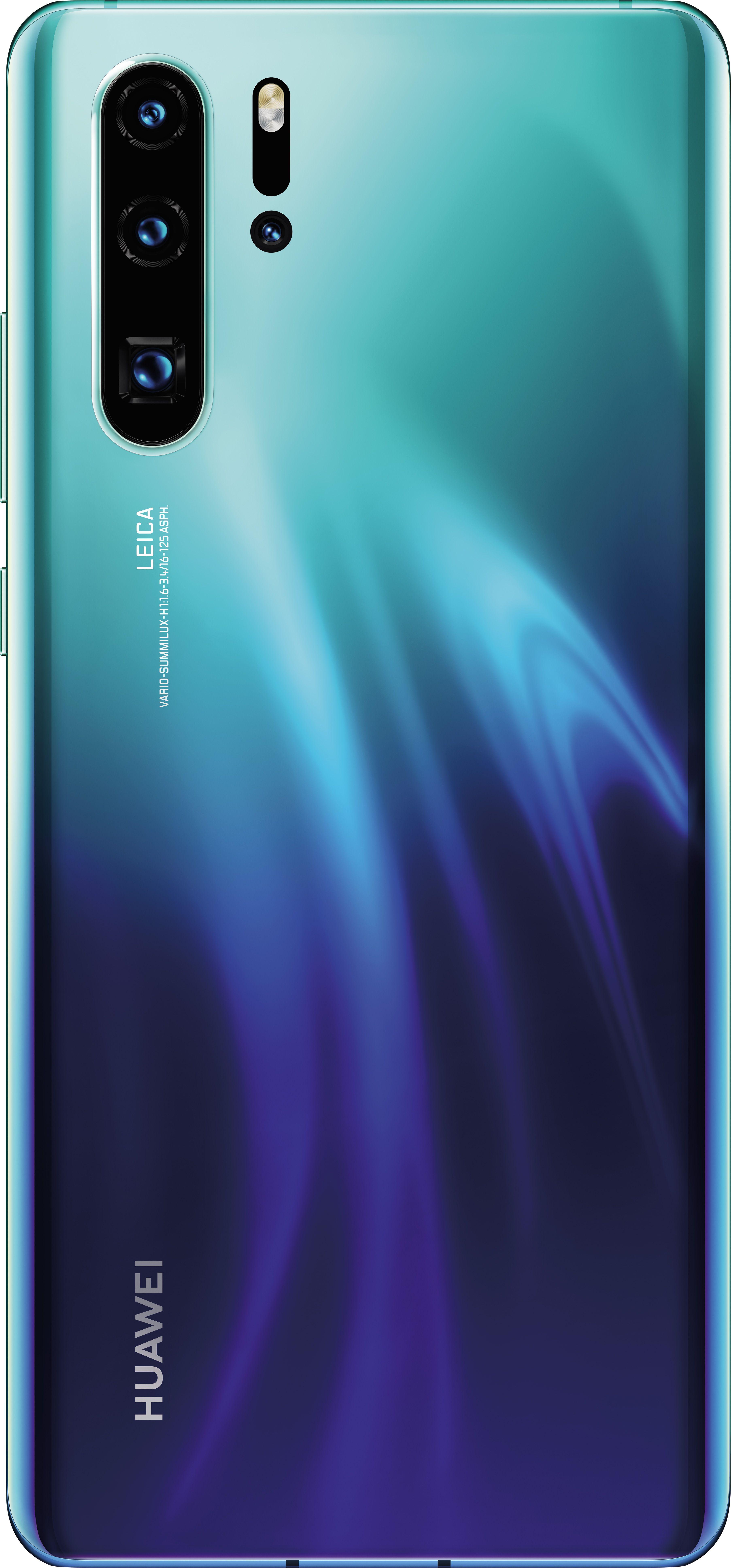 "Смартфон Huawei P30 Pro - 6.47"", 128GB, Aurora - 2"