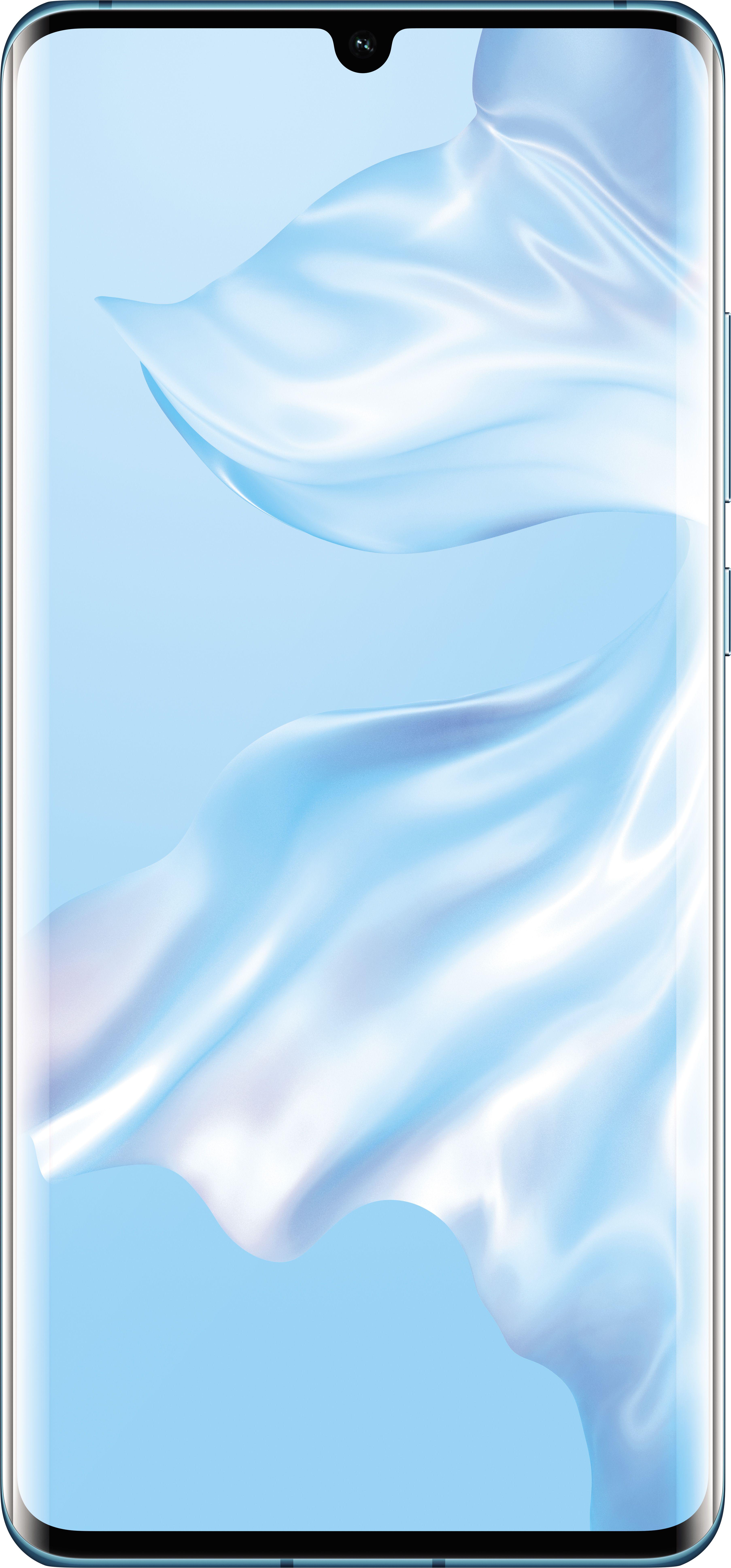 "Смартфон Huawei P30 Pro - 6.47"", 128GB, Breathing Crystal - 1"