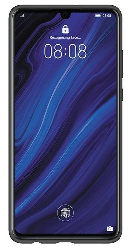 Калъф Huawei - Elle P30, черен - 3