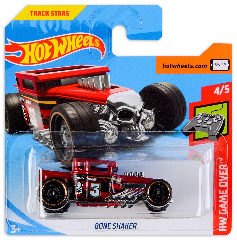 Количка Hot Wheels - Bone Shaker - 1