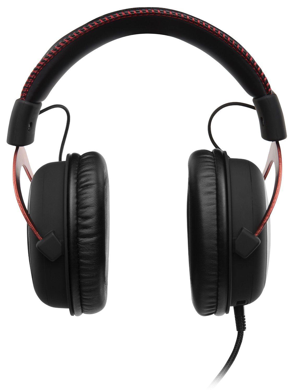 Гейминг слушалки Kingston HyperX Cloud II Pro - червени - 5
