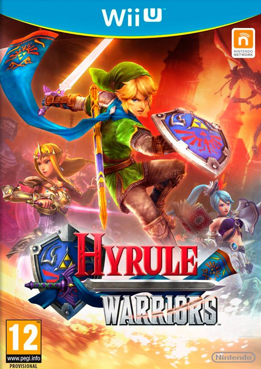 Hyrule Warriors (Wii U) - 1