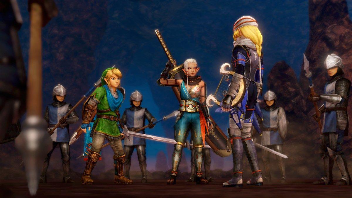 Hyrule Warriors (Wii U) - 20