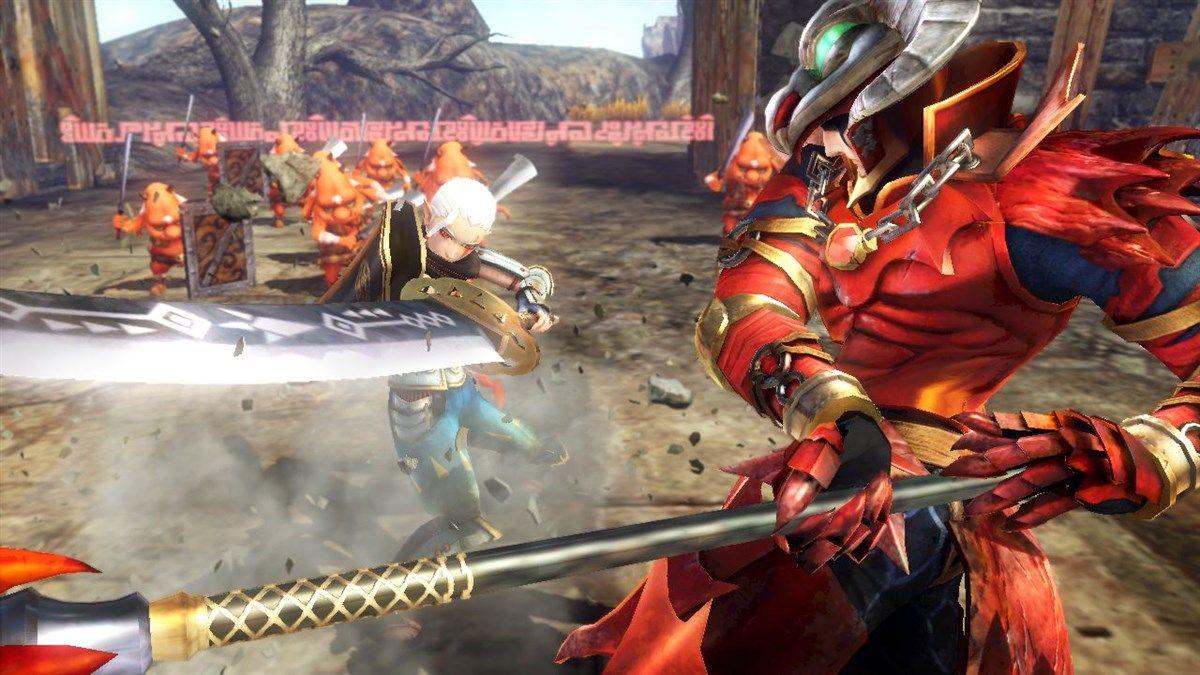 Hyrule Warriors (Wii U) - 22