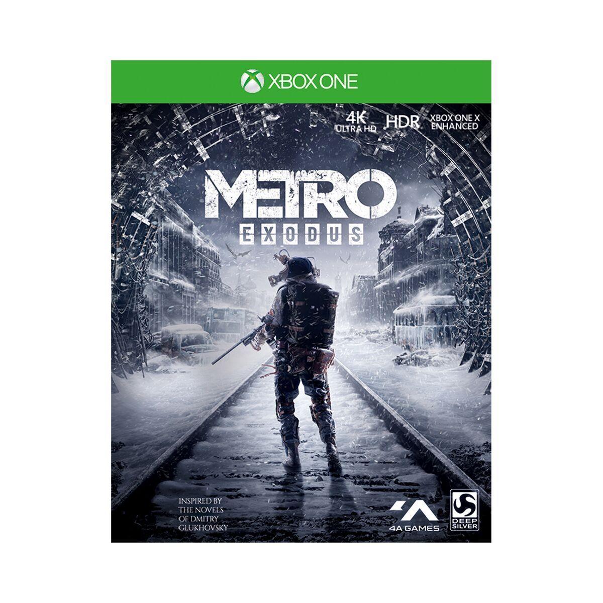 Xbox One X Metro Bundle - пакет от 3 игри - 9