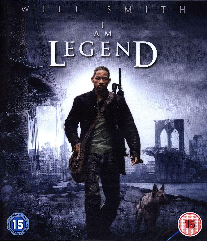 I Am Legend (Blu-Ray) - 1