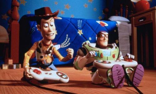 Играта на играчките 2 (DVD) - 8