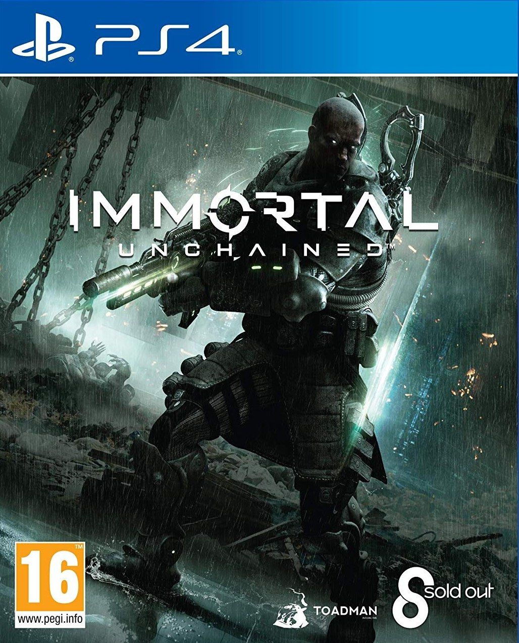 Immortal: Unchained (PS4) - 1