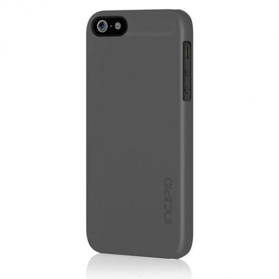 Incipio Feather за iPhone 5 -  сив - 1