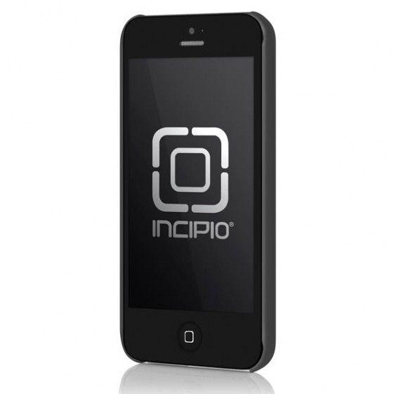 Incipio Feather за iPhone 5 -  сив - 2