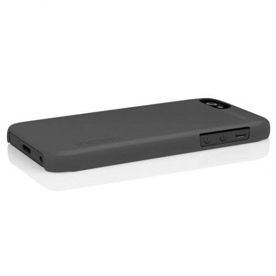 Incipio Feather за iPhone 5 -  сив - 3