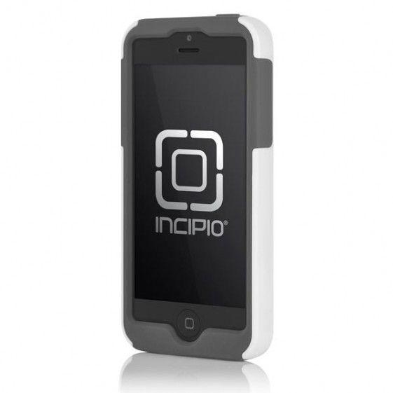 Incipio Code за iPhone 5 -  бяло-сив - 2