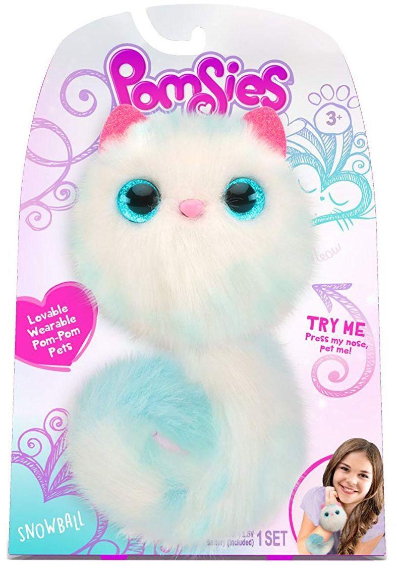 Интерактивно коте Pomsies - Snowball - 3