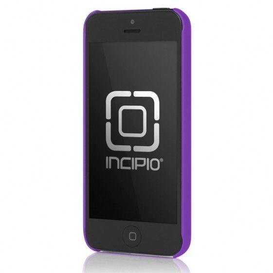 Калъф Incipio Feather за iPhone 5, Iphone 5s - лилав - 1