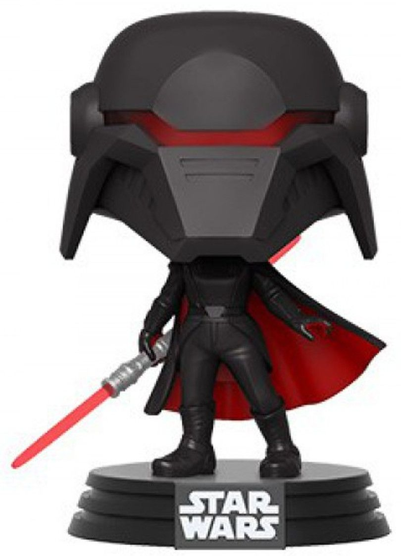 Фигура Funko Pop! Games: Jedi Fallen Order - Inquisitor - 1