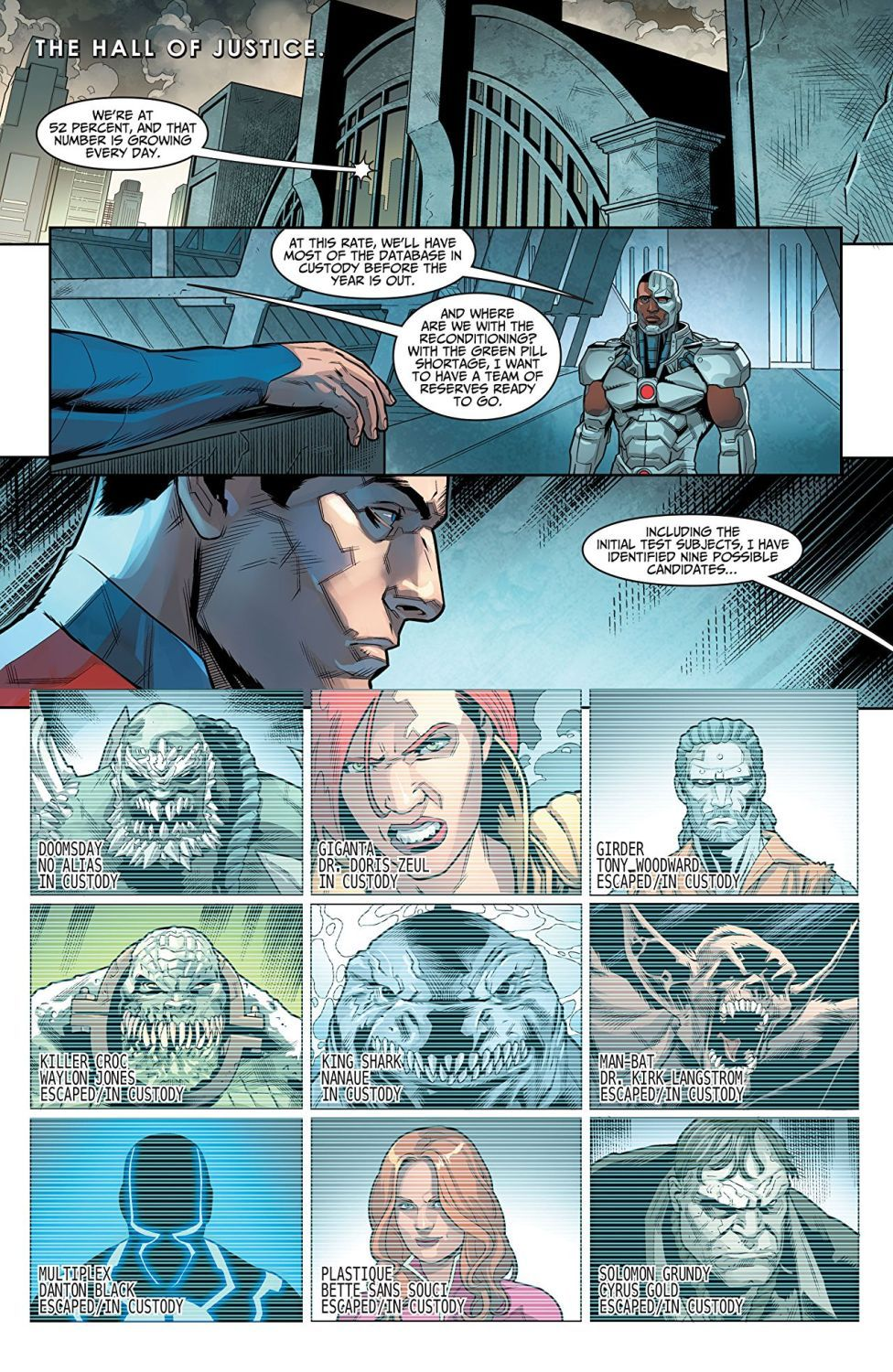 Injustice Gods Among Us Year Five Vol. 2 - 2