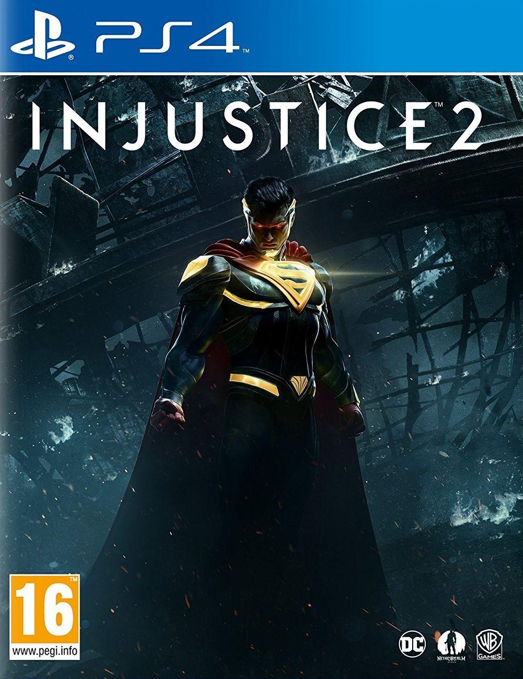 Injustice 2 (PS4) - 1