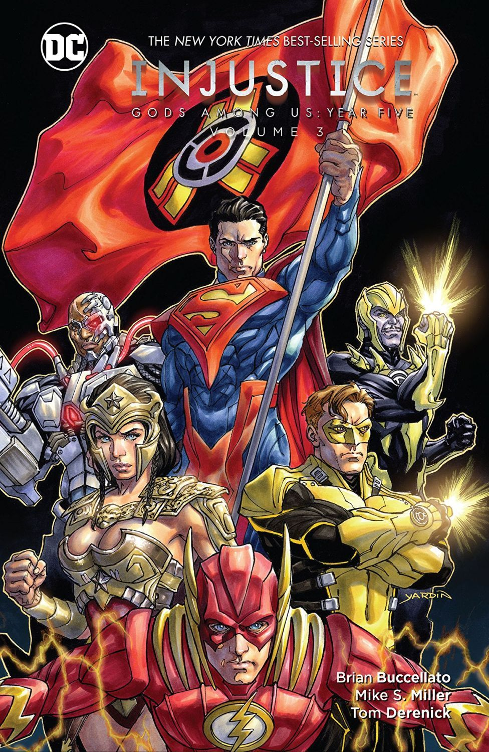 Injustice Gods Among Us Year Five Vol. 3 - 1