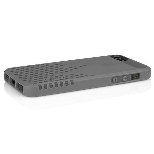 Incipio Frequency за iPhone 5 -  сив - 4