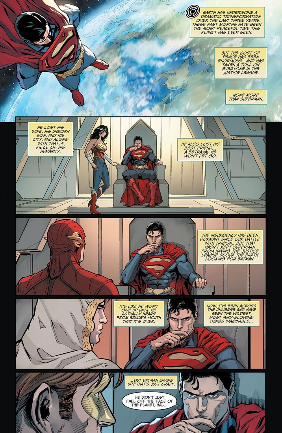 Injustice: Gods Among Us Year Four - The Complete Collection-3 - 4