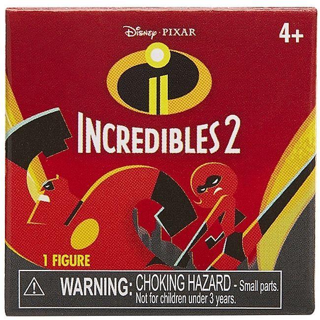 Фигурка-изненада - The Incredibles 2 - 1