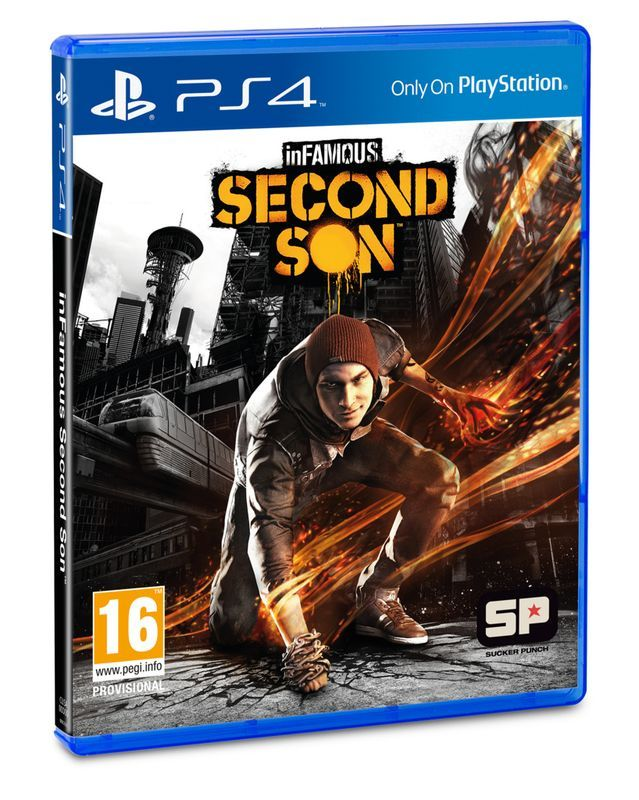 inFAMOUS: Second Son (PS4) - 8