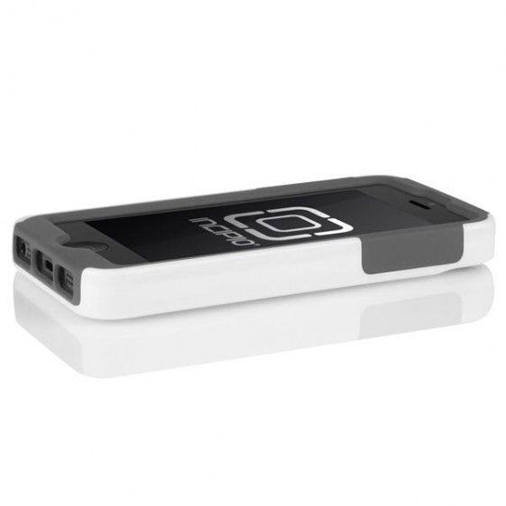 Incipio Code за iPhone 5 -  бяло-сив - 4