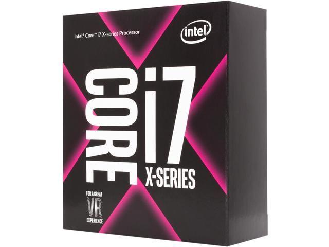 INTEL Core i7-7740X - 1