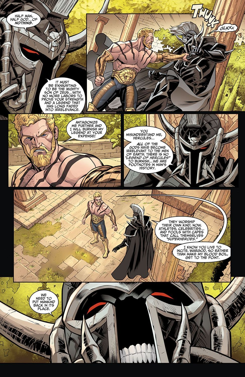 Injustice: Gods Among Us Year Four - The Complete Collection-2 - 3